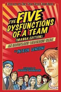 Five Dysfunctions Of A Team (Manga Edition) (h�ftad)