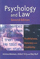 Psychology and Law (h�ftad)
