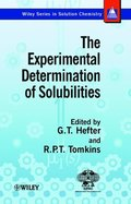 Experimental Determination of Solubilities