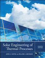 Solar Engineering of Thermal Processes (inbunden)