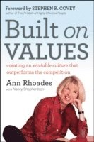 Built on Values (inbunden)