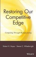 Restoring Our Competitive Edge