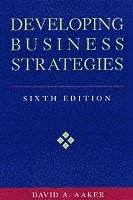 Developing Business Strategies (inbunden)