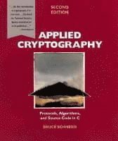 Applied Cryptography 2nd edition. (inbunden)