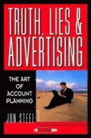 Truth, Lies, and Advertising (inbunden)