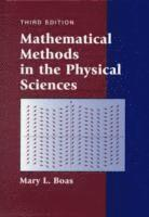 Mathematical Methods in the Physical Sciences (inbunden)