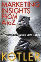 Marketing Insights from A to Z (h�ftad)
