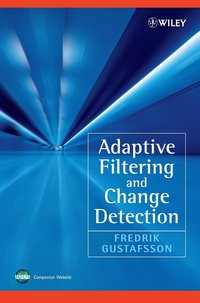 Adaptive Filtering and Change Detection (h�ftad)