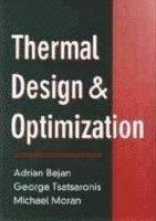 Thermal Design and Optimization (inbunden)