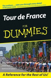Tour De France For Dummies (h�ftad)