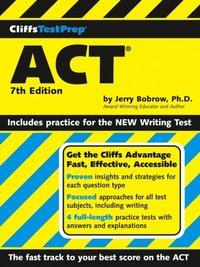 CliffsTestPrep ACT (e-bok)