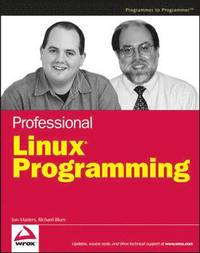 Professional Linux Programming (h�ftad)