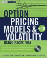 Option Pricing Models and Volatility Using Excel-VBA (h�ftad)