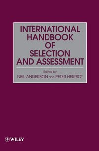 International Handbook of Selection and Assessment: v. 2 (h�ftad)
