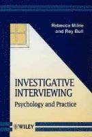 Investigative Interviewing (h�ftad)