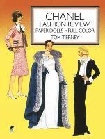 Chanel Fashion Review Paper Dolls (h�ftad)
