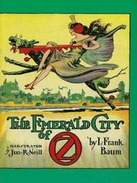 The Emerald City of Oz (inbunden)