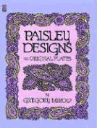 Paisley Designs (h�ftad)