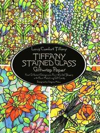 Tiffany Stained Glass Giftwrap Paper (h�ftad)
