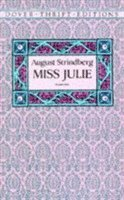 Miss Julie (ljudbok)