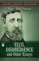 Civil Disobedience, and Other Essays (pocket)