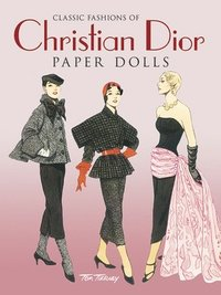Christian Dior Fashion Review Paper Dolls (h�ftad)