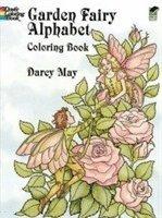 Garden Fairy Alphabet Coloring Book (h�ftad)