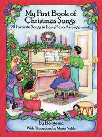 My First Book of Christmas Songs (h�ftad)