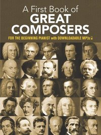 My First Book of Great Composers (h�ftad)
