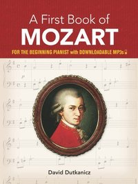 My First Book of Mozart (h�ftad)