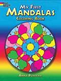 My First Mandalas Coloring Book