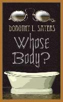 Whose Body? (h�ftad)