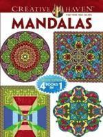 Creative Haven Mandalas Coloring Book (h�ftad)