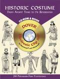 Historic Costume - CD-Rom and Book
