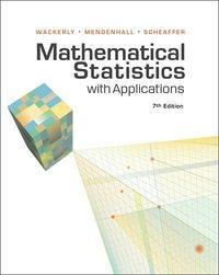 Mathematical Statistics with Applications (inbunden)