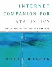 Internet Companion for Statistics (with InfoTrac 2-Semester Printed Access Card)