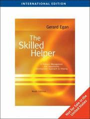 The Skilled Helper, International Edition, 9e (h�ftad)