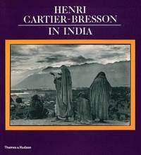 Henri Cartier-Bresson in India (h�ftad)