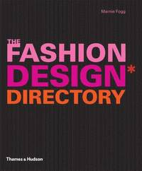 The Fashion Design Directory (inbunden)