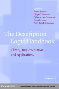 Description Logic Handbook (inbunden)