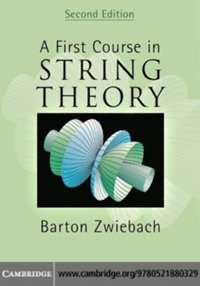 First Course in String Theory (inbunden)