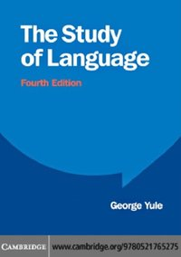 Study of Language (e-bok)