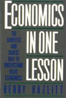 Economics in One Lesson # (h�ftad)