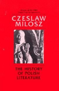 The History of Polish Literature (h�ftad)