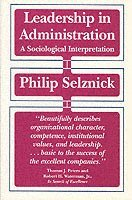 Leadership in Administration (h�ftad)