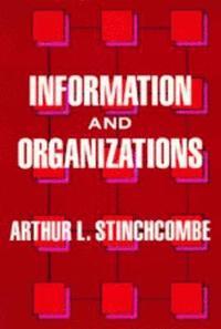 Information and Organizations (h�ftad)