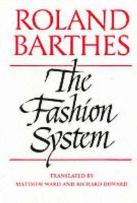 The Fashion System (h�ftad)