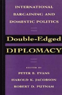 Double-Edged Diplomacy (pocket)