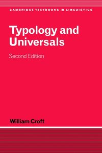Typology and Universals (h�ftad)