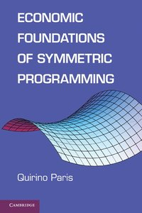 Economic Foundations of Symmetric Programming (h�ftad)
